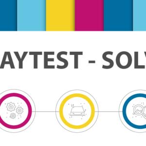 Playtest solve Info